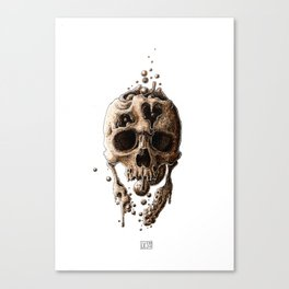 Catalyst - #3 - In Agony Canvas Print