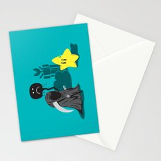 Death's worst enemy Stationery Cards