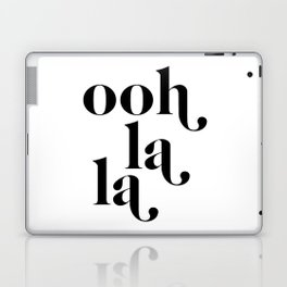 ooh la la Laptop & iPad Skin