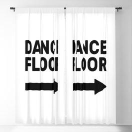Dance Floor (arrow point right) Blackout Curtain
