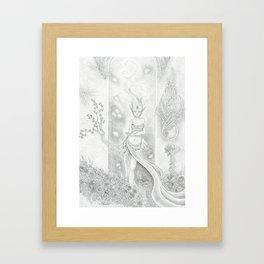 Sprite Framed Art Print