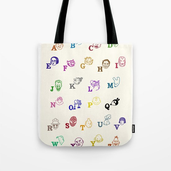 ABComics Tote Bag