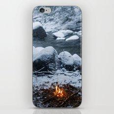 Vermont Winter iPhone & iPod Skin