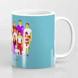 LA FAMILIA REAL Coffee Mug