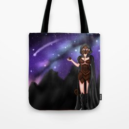 DnD fighter Tote Bag