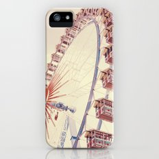 Ferris wheel iPhone (5, 5s) Slim Case