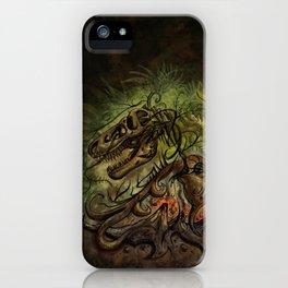 Extinction Chaos iPhone Case