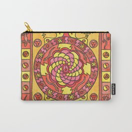 Serpents Carry-All Pouch