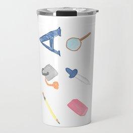 An Artist's Tools Travel Mug