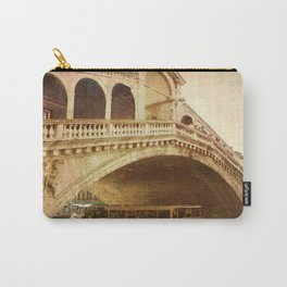 Ponte di Rialto Carry-All Pouch