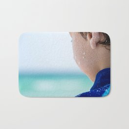 Summer Boy Bath Mat