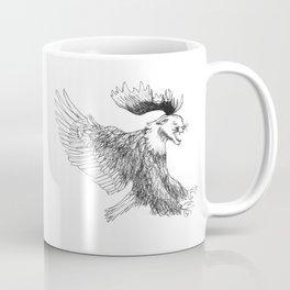 Eagle Cougar Moose Coffee Mug