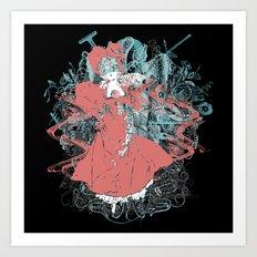 You Can Dance Art Print