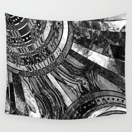 BW sunkissed Wall Tapestry