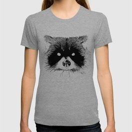Black Metal Raccoon T-shirt