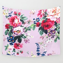 Bouquets with roses 2 Wall Tapestry