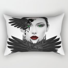 Weeping Gaia Rectangular Pillow