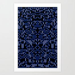 Ruban #1 Art Print
