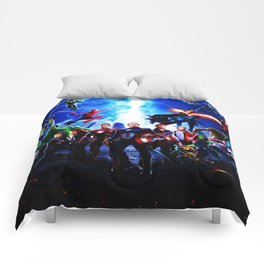 preparation of war heroes Comforters