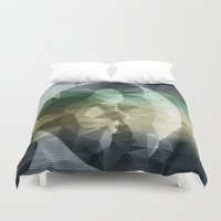 interstellar Duvet Covers featuring Interstellar by Nirvana.K