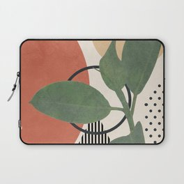 Nature Geometry III Laptop Sleeve