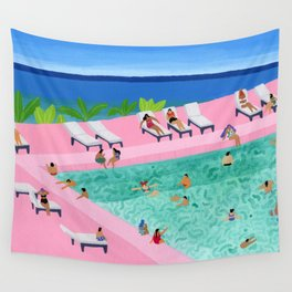 Seaview Wall Tapestry