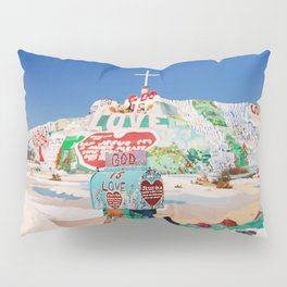 The colorful mountain Pillow Sham