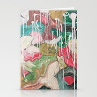 maps Stationery Cards featuring Maps by Stephen John Bryde