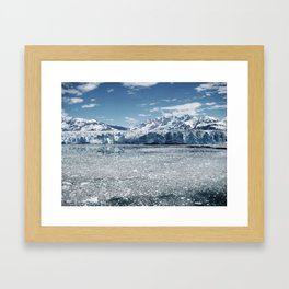 Alaska's Coast 3 Framed Art Print