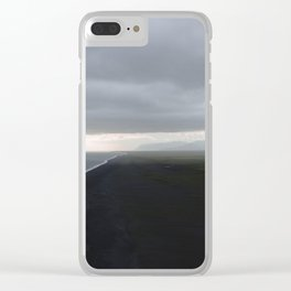 Southwest Iceland Clear iPhone Case