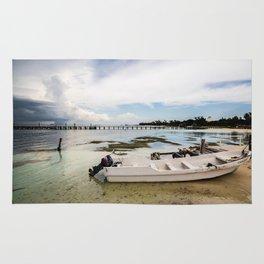Mexico, Isla Mujeres Rug