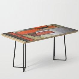 Falling Industrial Coffee Table
