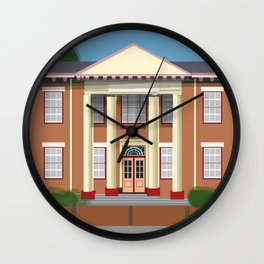 Kiama Council Chambers Historic Architecture  Wall Clock