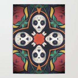 Skulls and Bones Poster