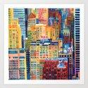 New York buildings by takmaj