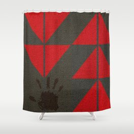 Indigenous Peoples in United States Shower Curtain