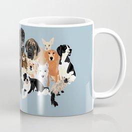 Animal Gang Coffee Mug