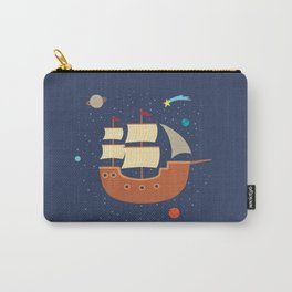 space-ship Carry-All Pouch