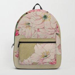 Fukurokuju - God of Longevity Cherry Blossoms Backpack
