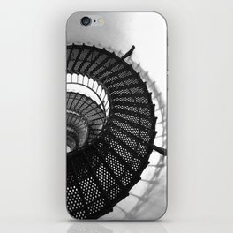 Spiral Stairs iPhone Skin