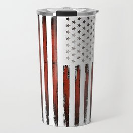 American flag Stars & stripes Travel Mug