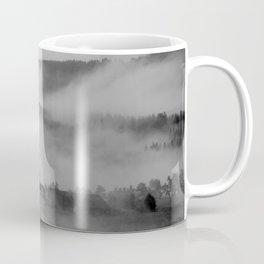 Landscape with fog Coffee Mug