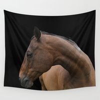 danny haas Wall Tapestries featuring Danny by anipani