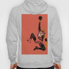 "Rodman Art and Poster AKA ""The Worm"" Hoody"
