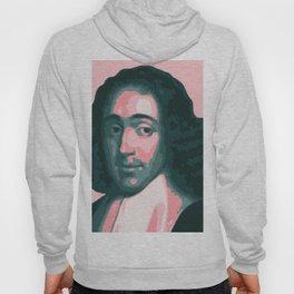 Baruch Spinoza Hoody