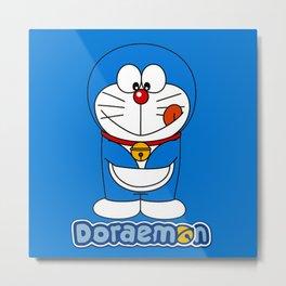 Doraemon cute2 Metal Print