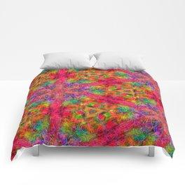 Hazy Visions III Comforters