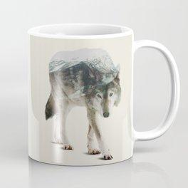Winter Hunter Coffee Mug