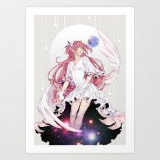Kaname Madoka PRINT Art Print