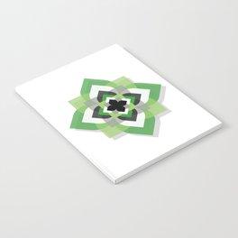 Aro Flower Notebook
